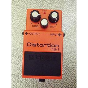 Pedal Boss Distortion Ds-01 Comprado No Japão!!!