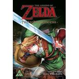 Envío Gratis Comic Manga Zelda Twilight Princess Vol2 Inglés