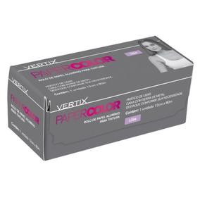 Belliz Vertix Papel Alumínio Para Mechas Rolo 80m Ref. 3233