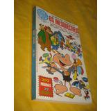 Disney Especial Nº 6 Os Inesquecíveis 1ª Edição Tem Detalhe