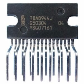 Tda 8944j Nxp Philips Originales Amplificador 2x7w