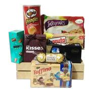Ancheta Chocolate Galletas Ferrero Hersheys Kisses Pringles