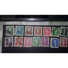 Colecao De Selos Brasileiros De 1800