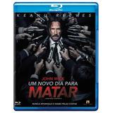 John Wick Um Novo Dia Para Matar - Blu-ray