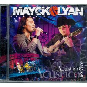 Cd Mayck E Lyan - Acustico Ao Vivo