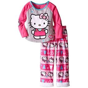 b1d4759aa Pijamas 2 Piezas Hello Kitty Originales Sanrio - Ropa y Accesorios ...