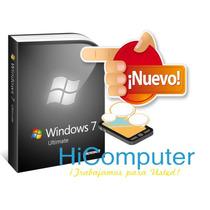 Licencia Windows 7 Ultimate Original 32/64 Bits