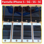 Pantalla Completa Apple Iphone 5 5s 5c - San Borja Empresa