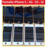Pantalla Completa Apple Iphone 5 5s 5c - San Borja Empresa