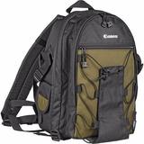 Mochila Canon Deluxe Backpack 200eg Para Camaras Eos Slr