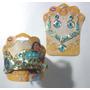 Tiara Coroa C/ Colar E Brinco Pocahonta Original Loja Disney