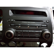 Radio Cd Honda Civic 2007 A 2011 Original Nh 608 L