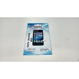 Película Plástica Motorola Motosmart Me Xt305 Dual- Fosca