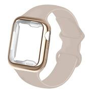Funda+ Malla Apple Watch Se/5/4/3/2/1 38mm M/l Stone