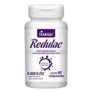 Enzima Lactase Redulac 9000 Fcc 60 Comprimidos
