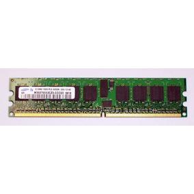 Memoria Ram Servidores Hp 512 Mb Ddr2 3200r 333 Mhz