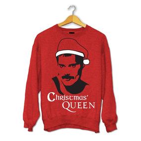 Sudadera Navideña. Christmas Queen. Antrobeat.