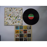 Lp Vinilo Led Zeppelin 3 Primera Edicion Printed Usa 1970