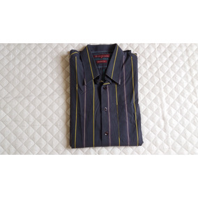 Camisa Social Masculina Dudalina Original Semi Nova Parcela