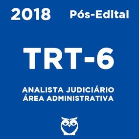 Trt (6-pe) (analista Aa) 2018