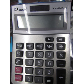 Calculadora Kenko De 12 Digitos