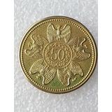 Ficha O Moneda De Los Aleros 50 Morocotas