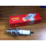 Bujia Para Moto Scoorter Marca Kymo A7tc