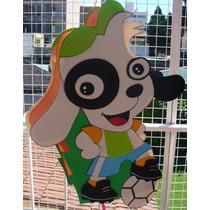 Piñata Infantil En Goma Eva Doki