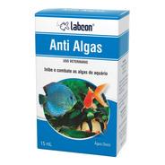 Alcon Labcon Anti Algas 15 Ml Combate Algas Do Aquário Doce