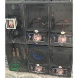 Caixa De Luz 4 Medidores Completa Eletropaulo