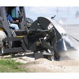 Valetadeira De Asfalto / Concreto Para Bobcat - Semi Nova