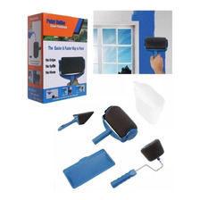 Rodillo Paint Roller Recargable + Accesorios 5 En 1 Oferta