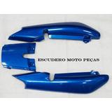 Rabeta Completa Yamaha Ybr 125 E/k/ed Cor: Azul