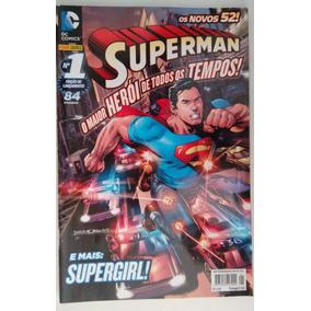 Superman N°1 Os Novos 52 (usado)