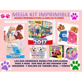 Kit Patrones Ropa Para Perros Disfraces Camas Sillones Y Mas