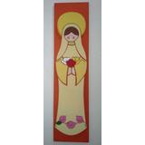 Virgenes Santos En Madera Rosa Mistica Y Mas