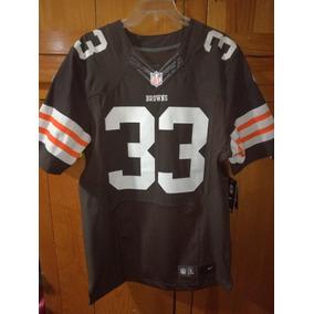 Jersey Nike Élite Nfl Cleveland Browns Talla 40 m fd03d99da68
