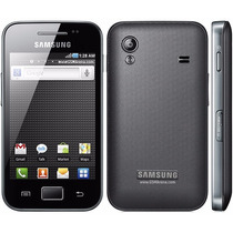 Samsung Galaxy Ace S5830 Negro Telcel Excelentes Condiciones