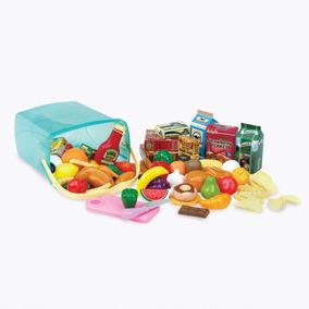 5210 Cubeta Con Alimentos
