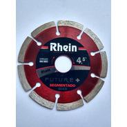 Disco De Corte Diamantado Segmentado 4,5 Rhein