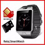Smart Watch Celular Dz09 Reloj Táctil Cámara Chip Memoria Sd