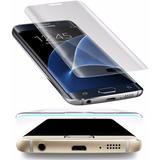 Protector Vidrio Templado Curvo Samsung S7 Edge S6 Edge ®