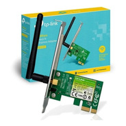 Placa Red Wi-fi Tp-link Tl-wn781nd Pci-e Wireless