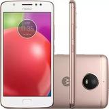 Celular Motorola Moto E4 Xt1762 4g Dual 16gb Tela Hd 5.0