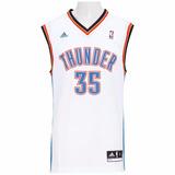 Camiseta Regata adidas Nba Thunder Durant Home - Tam Xxl