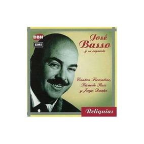 Basso Jose Cantan Fiorentino Ruiz Y Duran Cd Nuevo