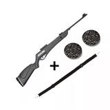 Carabina Rifle De Pressão Cbc Jade Pro 5.5mm Mola Tripla
