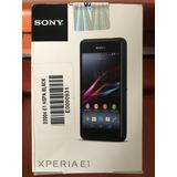 Teléfono Celular Sony Xperia E1 Nuevo