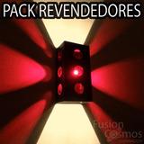 Difusor Efecto Pulpo Rojo Pack Revendedores X 50u- Descuento