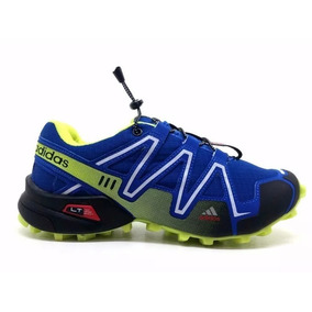 Tênis adidas Speedcross 3 Trava Masculino Aventura Crossfit